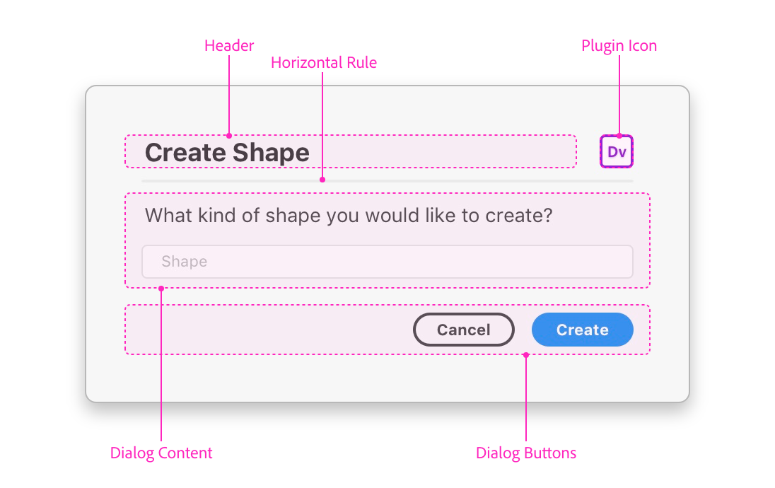 4 tips for creating XD plugin modal UI